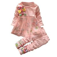 Fashion Toddler Kids Baby Girls Floral Clothes $8.20