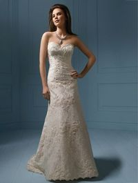 Alfred Angelo Bridal Style 801 from Full Collection