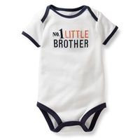 Little Brother Bodysuit from carters.com