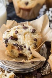 """Soft and fluffy, studded with sweat plump blueberries and slightly sugared tops, these are my favorite blueberry muffins -- made completely from scratch! """"I need a recipe for a good blueberry muffin"""". The request has come to me through e-mail,..."""