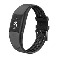 XANES P8 0.73'' OLED GPS IP68 Waterproof Smart Bracelet Heart Rate Pedometer Sleep Monitor Smart Watch