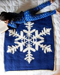 knitspo: (via Hibernate blanket : Knitty Winter 2012)