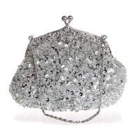 NEW Evening Bag Paillette Clutch bags $28.54