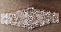 Hey, I found this really awesome Etsy listing at https://www.etsy.com/listing/154753941/wedding-garter-bridal-garter-pearl-and