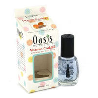 NYX Oasis Vitamin Coctail Nail Treatment 14ml Treat your Nails to an oasis of revitalizing therapy. Nourishing vitamins and nutrients have been used to formulate this spa treatment for radiant nails! http://www.comparestoreprices.co.uk/skin-care/nyx-oasis...