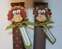 Beth's Paper Cuts: Turkey Time