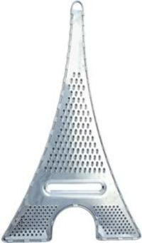 Eiffel Tower Cheese Grater - fabulous!