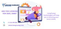 Top SMO Company in USA   LiangTuang Technologies Looking for Social Media Optimization and Social Media Marketing services, LiangTuang Technologies is the top SMO company in the USA. LiangTuang Technologies will help you in achieving your goals by optimi...