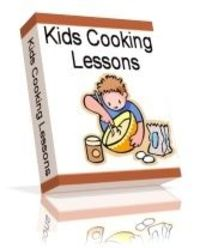 Within our kids cooking lessons are easy and fun kid recipes to teach your kids cooking. We've divided our basic cooking lesson plans into 5 age groups.