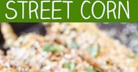 This Grilled Mexican Street Corn recipe is so delicious and incredibly easy to make! Fresh summer corn coated in a creamy mixture of sour cream, mayo, chili pow