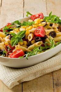 Looking for some quick and easy Meatless Monday recipes? Consider these filling, flavorful vegetarian pastas that you can prep and cook in under 30 minutes.
