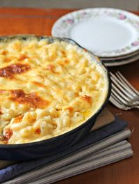 Baked Macaroni and Cheese - The Country Contessa