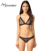 Vogue Sexy Seen Through Lift Up Lace Outfit Bra Underwear - Bonny YZOZO Boutique Store