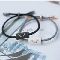 Custom Zodiac Constellation Couple Bracelets Gift https://www.gullei.com/custom-zodiac-constellation-couple-bracelets-gift.html