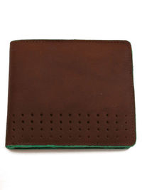 Mustard Brown Barras Leather Wallet Mustard Barras Leather Wallet - Mens stylish leather wallet from Mustard - Complete in its own box - Genuine leather wallet with perforated pattern - Make someones day or your own with this http://www.comparestoreprices...