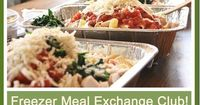 A great way to make always have dinner ready? A freezer meal exchange club- read this before you start one!