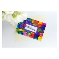 Say happy birthday with one of these greeting cards! Each card is made individually ensuring a unique touch with each one. Buy here: https://etsy.me/2T2OapY
