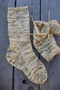 Ravelry: # 998 Men's Heavy Weight Boot Sock pattern by Diane Soucy