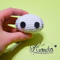 Krawka: Big Hero 6 - Baymax free pattern