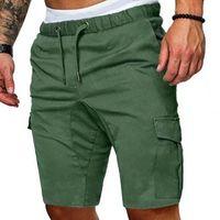 Summer Casual Cotton Knee Length Men Bermuda Shorts,NEW,on Sale! More Info:https://cheapsalemarket.com/product/summer-casual-cotton-knee-length-men-bermuda-shorts/