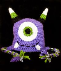 Monster Crochet Baby Hat Costume Boy or by cottoncandycraftings, $27.00