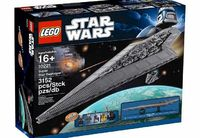 Lego Prestige Star Wars - Super Star Destroyer - 10221 Welcome to the heart of science fictions most famous saga in the world with this Prestige Star ... http://www.comparestoreprices.co.uk//lego-prestige-star-wars--super-star-destroyer--10221.asp