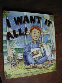 I Want It All by Barbara Ciletti (2006) for sale at Wenzel Thrifty Nickel ecrater store