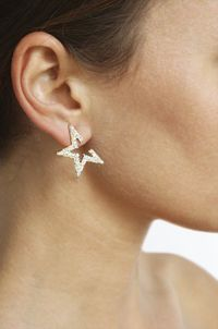Star Light Earrings in Gold �'�26.99