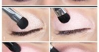 """As they say�€"""" """"the eyes are the windows to the soul,"""" and these windows are flirty! I love using color to create a half-smoky effect because it can truly enhance the shape and beauty of your eyes. Did you know about e.l.f.'s AMAZIN..."""