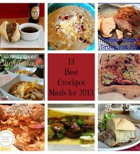 A few weeks ago I asked some of my blogger friends for their favorite crockpot recipes. They did not disappoint! With winter really just beginning, it's the per