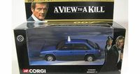 Corgi james bond 007 the definitive bond collection renault 11 car 1.36 scale diecast model corgi james bond 007 the definitive bond collection renault 11 car diecast model this model is from the definitive collection brand new displayed in a mint box and...