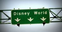 Can't wait to see this sign again? Browse Vacation Rental Pool Homes, just 10 minutes from Disney. www.EliteVacationHomes.com
