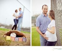 nicole & justin | expecting | missouri city maternity photography » Courtney Griffin Photography Blog