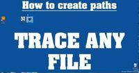 This is a tutorial that shows you how to convert any file ( jpg jpeg png eps gif etc. ) to a vector image. A vector image is an image with traceable outlines. This method is 100% free, simple, and I recommend for everyone trying to perform thi...