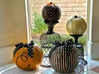 Last year I did a piece on Trendy Pumpkins that was a big hit and recently has had a popularity surge again. Since everyone has been enjoying this post so much
