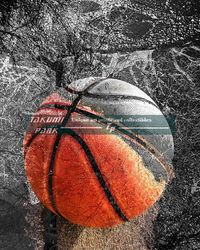 A modern basketball artwork by takumipark. A contemporary basketball art print for the home or office. The basketball print comes in different sizes. #basketballart #basketballartwork #photos