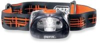 Petzl's are the best headlamps! Critical in the jungle of Panama. From REI. Of course.