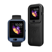 LEMFO LEM11 Android 7.1 3G+32G Watch Phone with 1200mah Power Bank Wireless bluetooth Speaker Band Replaceable Watch
