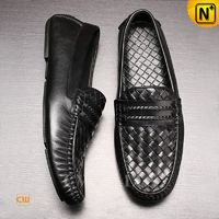 CWMALLS Woven Leather Driving Shoes CW706161
