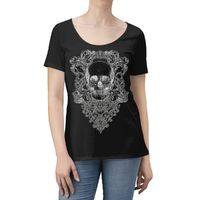 https://stuffofthedead.myshopify.com/products/ornate-skull-womens-scoop-neck-t-shirt