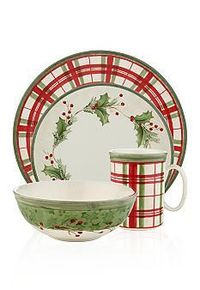 Lenox® Holiday Gatherings Dinnerware Collection - Belk.com