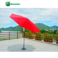 Umbrella is styled with elegant and classic look that accent well with your outdoor venue. This patio umbrella offers sun shade and protection to your guests while dining outdoors. Market umbrella provides ultimate in luxury and comfort whilst relaxing in...