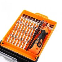 33 In 1 Precision Screwdriver Set Disassemble For Tablets Phone Computer Laptop PC Watch Mini Electronic Repair Tools Kit Orange