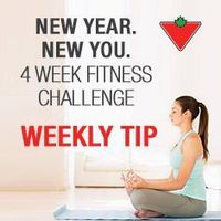 Week 3 Tip: Take time out of your day to stretch at the office. Check out the New Year, New You contest to see how we can help you bring out the new you! Plus you can enter for the chance win one of the great prizes offered!
