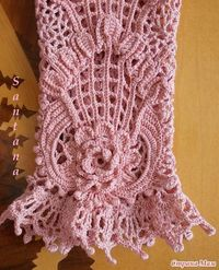 crochet sleeve �™�
