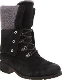 UGG australia Black Gradin Womens Boots Theres nothing more versatile for A/W than the UGG Gradin. Arriving in black, this go-to winter boot features a water-resistant suede upper joined with UGGpure wool lining for ultimate warmth. A gripp http://www.com...