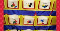 sight word center idea... students create sight words using pipe cleaners and bead letters.