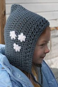 Crochet Bonnet: free pattern