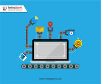 Automation testing is a Software testing technique to test and compare the actual outcome with the expected outcome.