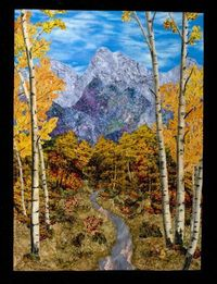 landscape quilts aspen | Update September 2010!!! 'Autumn Gold' pattern has been added!